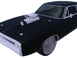 Galant Reaper 1970(1970 Dodge Charger)