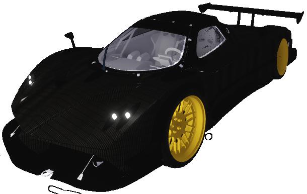 Rocket Car In Roblox Vehicle Simulator Insane Speed Cittadi Street Screamer Pagani Zonda R Roblox Vehicle Simulator Wiki Fandom