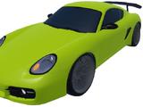 Serene Galapagos GT (Porsche Cayman GT4)