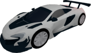 Mclaren 650s GT3 Unmodified