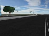 Airport Quarter Mile Race
