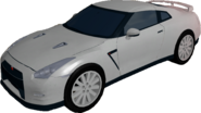 Nissan GTR Unmodified
