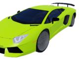 Peregrine Falco VF (Lamborghini Aventador LP700-4)