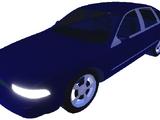 Gauntlet Gazella (Chevy Impala)