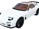Akora Carflex-7 (Mazda RX-7 FD3S)