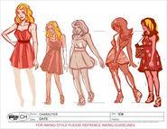 Nikki-character-design