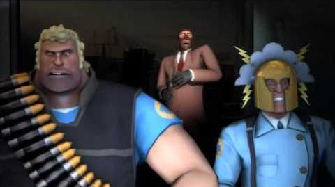 Team Fortress 2 Venture Bros