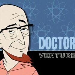 """Dr. Thaddeus """"Rusty"""" Venture"""