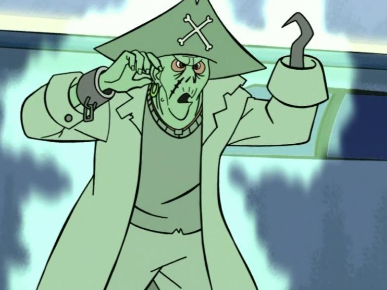 Steve (Ghost Pirate)