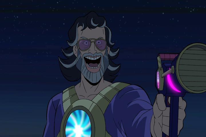 Professor Vibrations