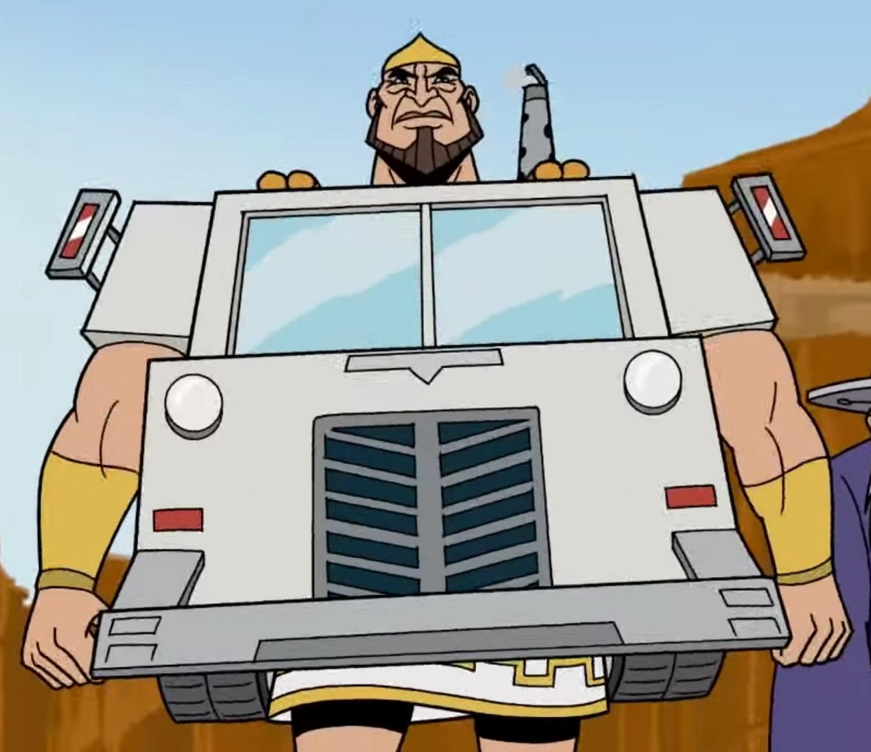 Truckules