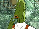 Unnamed Fishman Villain
