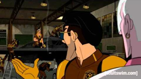 The Venture Bros. Season 4
