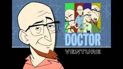 Venture Bros - Opening 1