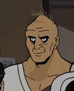 Man-Dune face