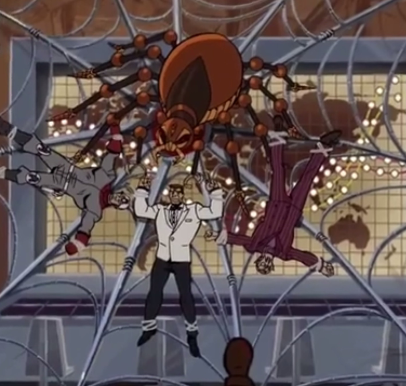 Italian Spiderbot