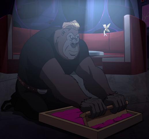 Gerard the Gorilla