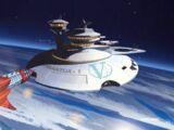Gargantua Space Stations