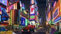 Time Square (A Party for Tarzan)