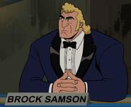 Brock envoy