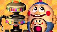 WEIRDOS! - Playable Animatronics 14! - Gmod Five Nights At Freddy's-0