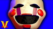 LOL FUNNY PUPPET!! Gmod Five Nights At Freddy's Marionette Mod (Garry's Mod)