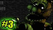 NIGHT 3 COMPLETE!! - FNAF 3 - Part 3 (Five Nights At Freddy's 3)