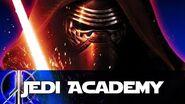 Star Wars Episode VII Kylo Ren Mod! (Jedi Academy Evolution of Combat III)