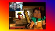 Minecraft Story Mode Gameplay 1 - Sassy Girl - VenturianTale Mom Let's Play