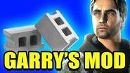 Gmod THROWABLE BRICK WEAPON Mod! (Garry's Mod)