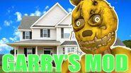 SPRINGTRAP VISITS HOME!! - Gmod Plushtrap Mod (Garry's Mod)