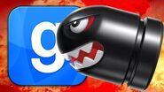 PLAY AS EXPLOSIVE ROCKETS! - Gmod Super Mario Bullet Bill Mod (Garry's Mod)