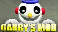 FNAF WORLD SNOWMAN! - Gmod Five Nights At Freddy's Snowcone Mod (Garry's Mod)