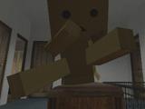 Cardboard Friend