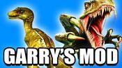 Gmod_RAPTOR_Dinosaur_NPC_Mod!_(Garry's_Mod)