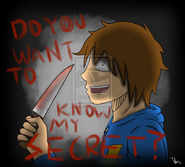 Do you want to know my secret by mcmlppgfan-d72dc24