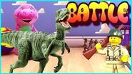 EPIC Toy Battle! Toy Defense Fantasy