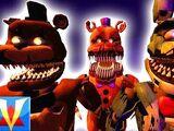FNAF 4 PLAYABLE ANIMATRONICS! Gmod Five Nights At Freddy's 4 Pill Pack (Garry's Mod)