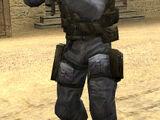 Gas mask guy