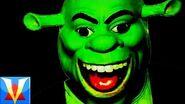 SCARY CHASING SHREK!!1 - Gmod Shrek Horror NPC Mod (Garry's Mod)