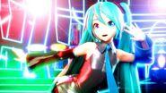 Hatsune Miku PROJECT DIVA Gameplay!