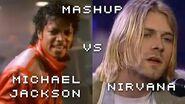 Michael Jackson Vs Nirvana - Come As You Are and Beat It - Mashup by Hardgrüv