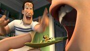 Bee Movie but every time it says bee Patrick Warburton screams BEE