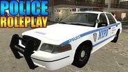 Gmod POLICE RP Mod 1