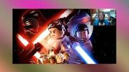 Lego Star Wars The Force Awakens Gameplay - Hans, Leia, and Chewy- VenturianTale Mom Roleplay Games
