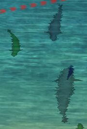 Image of fish silhouettes