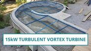 15kW Vortex turbine with more technical details