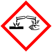 GHS-pictogram-acid