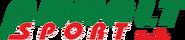 Logo ANHALT SPORT Schriftzug