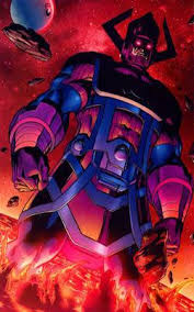 Kolmogrov142 Oracle Tuto X/Cosmic entities: Galactus